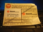 Ticket für die Zeitmaschine