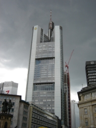 Frankfurts Höchster: Commerzbank Tower